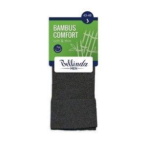 Bellinda Men's Socks BAMBUS COMFORT SOCKS - Bamboo Classic Men's Socks - Beige