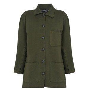Golddigga Overshirt Jacket Ladies