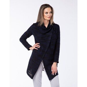 Look Made With Love Woman's Sweater 522 Homely Navy Blue