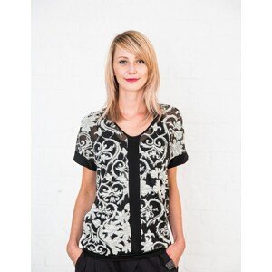 Look Made With Love Woman's Blouse 401 Lace
