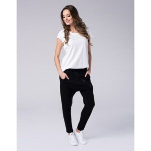 Look Made With Love Woman's Trousers 702 Tea