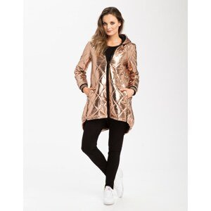 Look Made With Love Woman's Jacket 302 Umbrella Copper