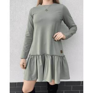 Layla Woman's Dress SU401 Khaki