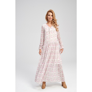 Ezuri Woman's Dress 5750 Multicolour