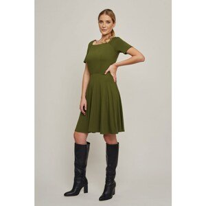 Seriously Woman's Dress Natalie Olive