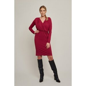 Seriously Woman's Dress Lauren Amaranth
