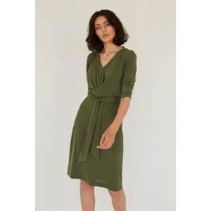 Seriously Woman's Dress Yoko Olive