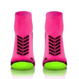 Sesto Senso Unisex's Short Sport Socks