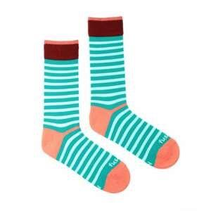 Merry socks Fusakle stripe bold (--0812)