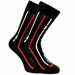 Merry socks Fusakle on a board black (--0941)