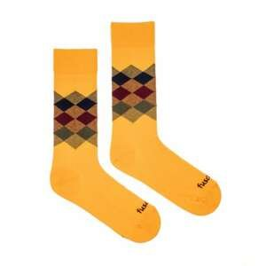 Merry socks Fusakle rhombus summer (--0808)