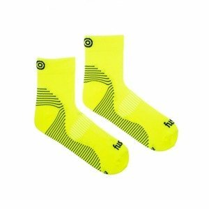 Merry Sports Compression Socks Fusakle Ankle Green (--0764)
