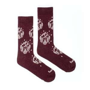Merry socks Fusakle wooden house (--0987)