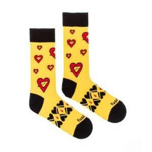 Merry socks Fusakle seman heart (--0908)