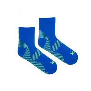 Merry Sports Compression Socks Fusakle Ankle Blue (--0766)