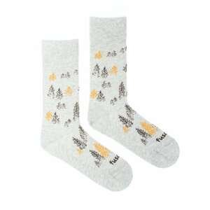 Merry socks Fusakle forest in the fog (--1041)
