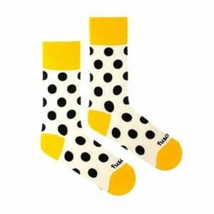 Merry socks Fusakle polka dot poppy (--1087)