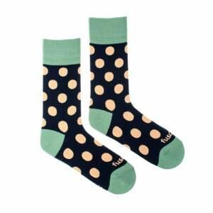 Merry socks Fusakle polka dot midnight (--1088)