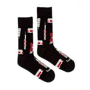 Merry socks Fusakle Prague icons (--0433)