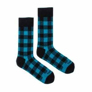 Merry socks Fusakle karo blu (--0938)