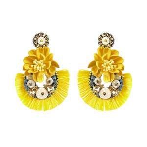 Tatami Woman's Clip Earrings We2406