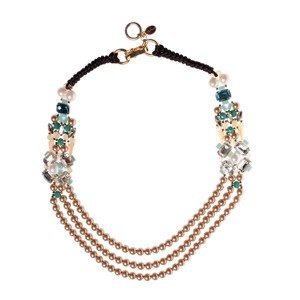 Tatami Woman's Necklace Wn2623T Turquoise