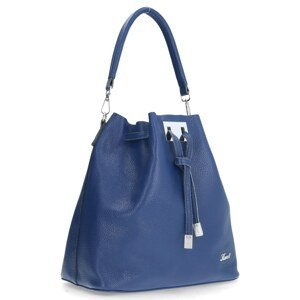 Karen Woman's Bag Sl10 Zori Navy Blue