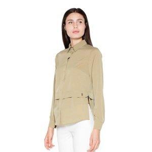 Venaton Woman's Shirt VT027 Olive
