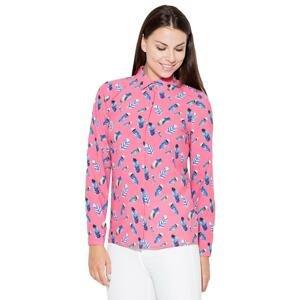 Katrus Woman's Shirt K428 Pattern 51
