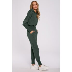 Made Of Emotion Woman's Trousers M591
