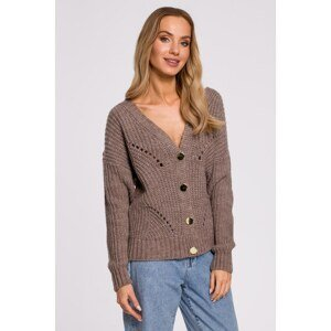 Made Of Emotion Woman's Cardigan M594