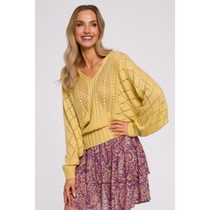 Made Of Emotion Woman's Sweater M595