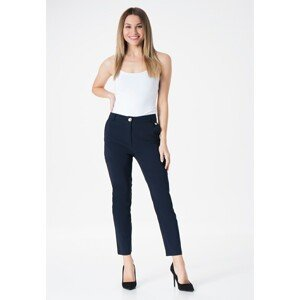 MiR Woman's Pants 259 Navy Blue