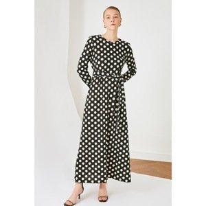 Dámske šaty Trendyol Polka dot printed