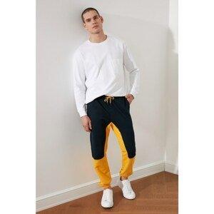 Trendyol Navy Blue Men's Sweatpants