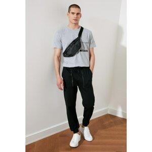 Trendyol Black Men's Regular Fit Trousers