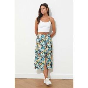 Dámska sukňa Trendyol Multicolored