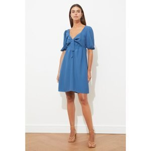 Trendyol Oil Laced Detail Dress