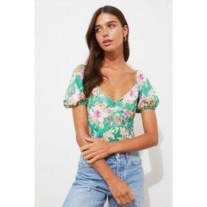 Trendyol Multicolor Floral Blouse