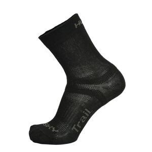 Trail socks black