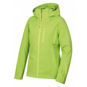 Women's hardshell filled jacket Montry L distinctly green
