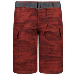 Men's shorts Kalfer M tm. brick