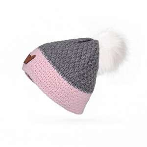 Women's knitted hat Vuch Marquete Pink