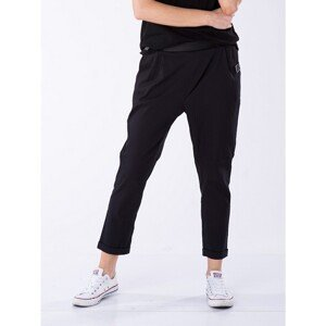 Look Made With Love Woman's Trousers 415 Soft Office