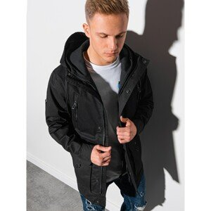 Ombre Clothing Men's mid-season quilted jacket C456
