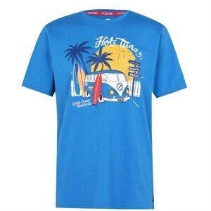 Pánske tričko Hot Tuna Crew T Shirt