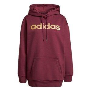 Adidas Essentials Oversize Fleece Hoodie Womens