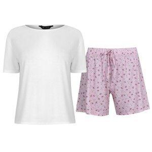 Miso Ditsy Pyjama Set Ladies