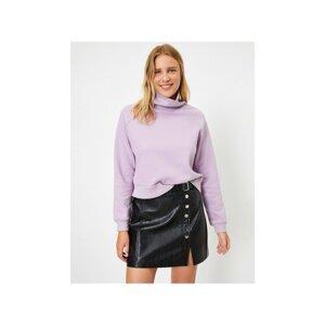Koton Women's Lilac Sweatshirt