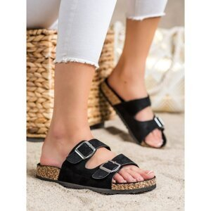 EVENTO CASUAL FLIP-FLOPS WITH BUCKLE